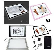 Erasable Kids Magic Led Tracing Board Drawing Board