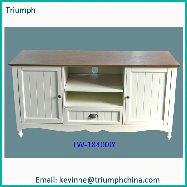 53 Long Antique Color Furniture Mirror Tv Stand Tv