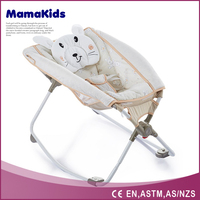 Chair type for new born to toddle electric rocker swivel recliner chair baby bouncer rocker baby rocker