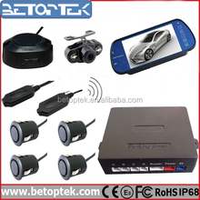 Hot Sale Parking Sensor 7 Inch Mirror Monitor reasonable price best hidden rear view camera
