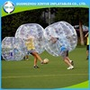 2015 most popular CE standard pvc bubble football/inflatable soccer bubble
