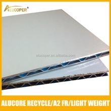 4mm advertising sign board aluminum composite panel