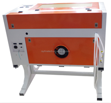hot sales good quality cheap mini CO2 laser cutting machine 40w 50w 60w RF-6040
