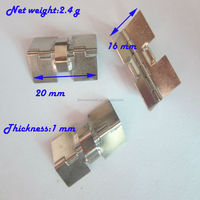 small spring hinge for gift box China suppliers