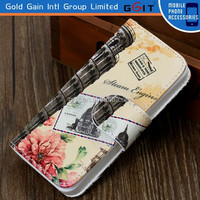 New Design Cell Phone Accessory For iPhone 5 Case, For iPhone 5 Wallet Case