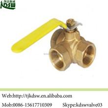 USA standard brass ball valve price