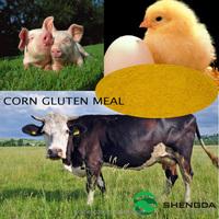 organic corn gluten meal feed