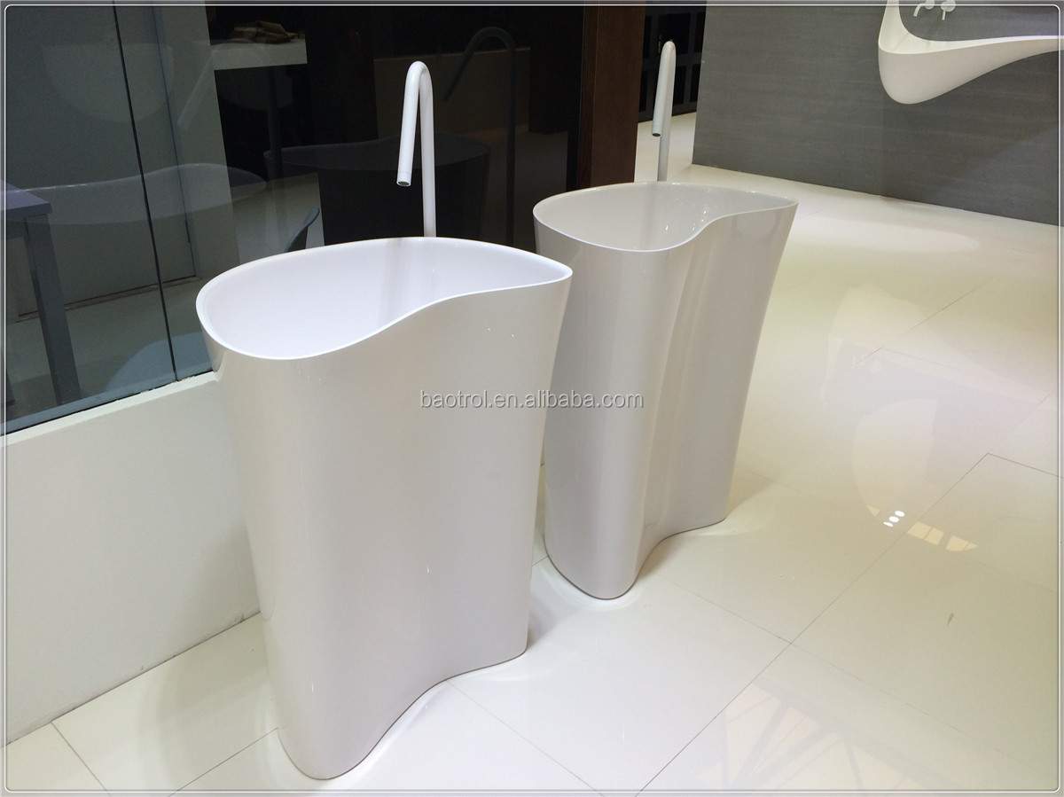 ... free standing bathroom sink/stand alone sinks/colored toilet sinks