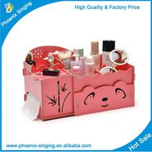 2015 New High Quality Adjustable Wooden Jewelry Box Organizer Jewelry Storage Box