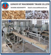 4-5 cubic /day hot press wood block machine Profitable wood pallet block hot press machine block hot press machine