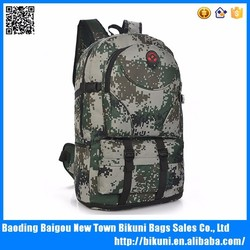 good quality military camouflage backpack with computer department