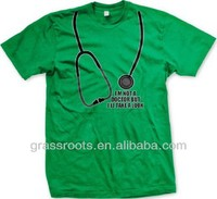"TX0408 ""I'm Not A Doctor But..."" Custom Funny Print Mens T-shirt Fancy Design Wholesale Made In China"