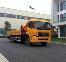 factory price truck with crane 10 ton 5 tons truck crane truck crane sizes