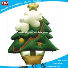 Guangzhou YBJ New product 120cm Christmas Inflatable Santa