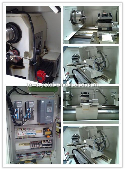 cheap cnc lathe machine lathe with servo motor CJK6150B-1