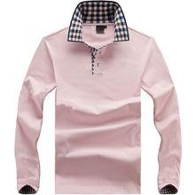 FACTORY DIRECTLY custom design big neck t-shirt directly sale