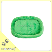 deep green ellipse dog ped pads