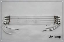 long warranty premium quartz UVA speciality 365nm 7.7kw 640mm UV lamp