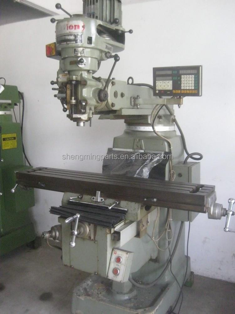 Used Mini Cnc Milling Machine X2 Joint Taiwan Dilling ...