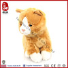 China wholesale high quality stuffed animal realistic cat plush toy
