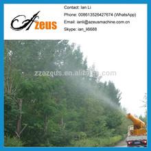 motor diesel de pomar de frutas da árvore pulverizador