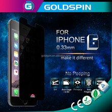 Trade ASSURANCE Supplier!GOLDSPIN Privacy Screen Guard For iPhone 6