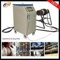 máquina de calefacciónde tubería