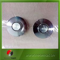 Powerful speaker parts magnet
