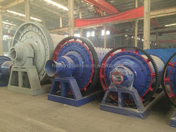 Horizontal Type Ball Mill, Gold Ore Ball Mill supplier in China