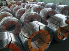 High carbon zinc coating steel wire z2 packing wire