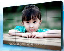 46 inch Ultra Narrow Bezel 3.5mm 1080P Seamless LCD Video Wall Controller