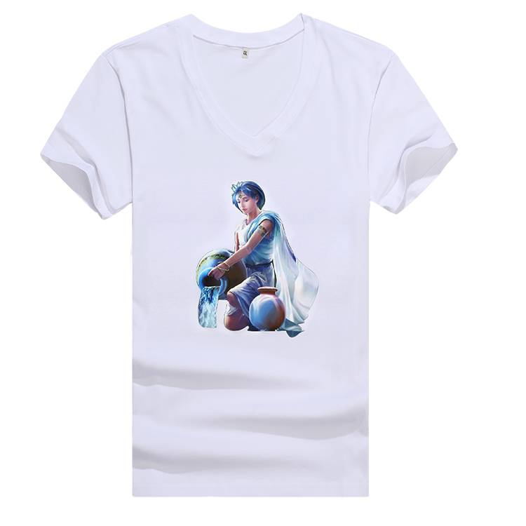 Wholesale 100 cotton uv color changing t shirt supplier for Uv t shirt printing