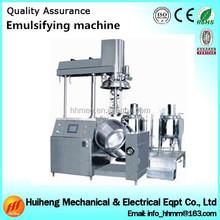 Combination type 100L emulsifying mixer machine/nut butter making machine