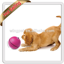 Rolling pet ball toy electronic dog ball