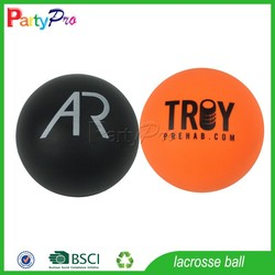 Partypro New Products 2015 China Supplier Cheap Lacrosse Ball