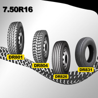 all position import chinese 7.50 16 light truck tire