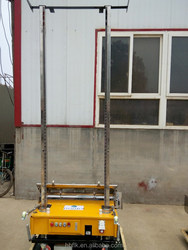 FLK-12A8 less energy cost wall plastering machine manufacturer