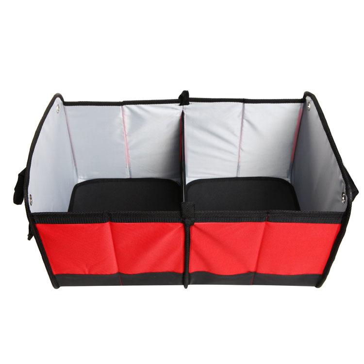2016 nouveaux produits auto voiture organisateur coffre de rangement panier l ger voiture. Black Bedroom Furniture Sets. Home Design Ideas