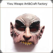 2015 Halloween hot sale scary masquerade mask latex old man mask