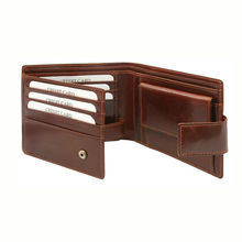 2015 men's genuine leather wallet