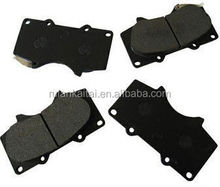 auto part brake pad for Toyota parts