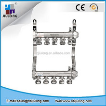 China best sale pipe manifold Stainless Steel water manifold custom intake manifold