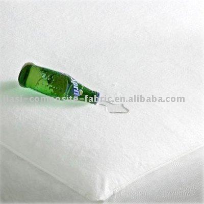 Alta qualidade impermeável protetor de colchão, Js-ml-002
