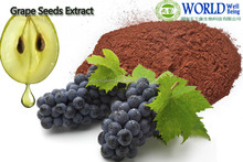 sell grape seed extract alcohol 95 /grape seed oil extraction machine / grape seed extract (high orac value)