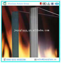 Safety Fire Resistant Glass for door with CE CCC ISO certificated