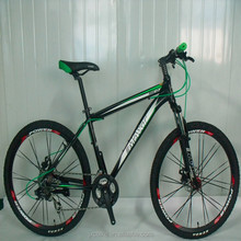 2015 24 Speed Aluminium Mountain Bike ,New mode for sell