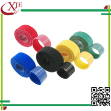 wholesale 100% Nylon doube sided safety self adhesive plastic tape applicator velcro hook and loop