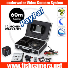 20M NEW Mytopia Waterproof Underwater Fishing Video Camera with LCD Colour Monitor Screen