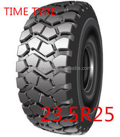 China cheap radial otr tire solid tyre loader tires 23.1-26 23.5r25 23.5x25