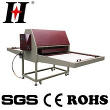 Hydraulic large format sublimation heat press machine direct to fabric garment transfer printer